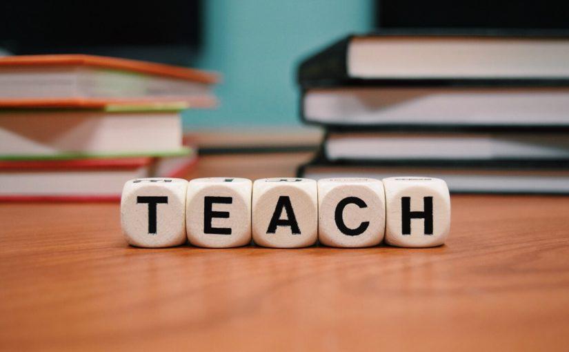 Kembali Mengajar, karena Diundang